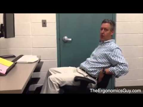 The Ergonomics Guy - The Programmers Slouch