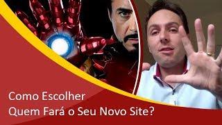 Webdesigner em São Bento do Sul - Como Escolher Quem Fará o Seu Novo Site? | Samuca Webdesign