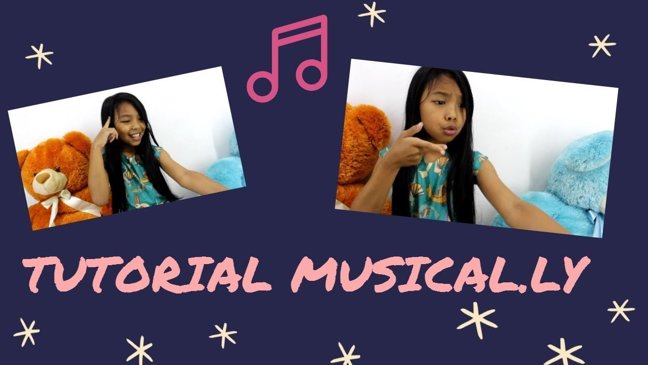 how to make a musical ly tutorial