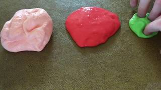 3 Ways To Make SLIME Without Borax!!!!😱😱😱