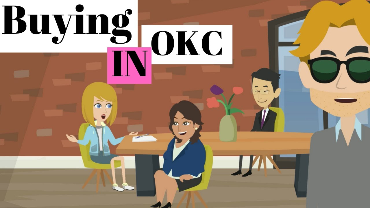 Buying a Home in Oklahoma City:  Explained Step by Step