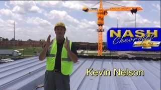 Nash Chevy Construction Sale 08-02-12
