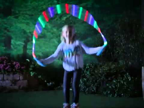 LED Sparkler Jump Rope-Hearth Song