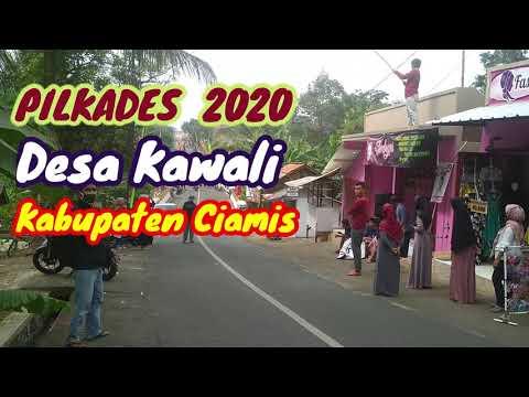 pilkades-sukses-tanpa-ekses,-desa-kawali-kabupaten-ciamis-2020