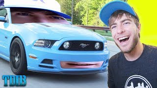 I JUDGE YOUR THATDUDEINBLUE MEMES! JUDGED BY TDIB EPISODE 5!