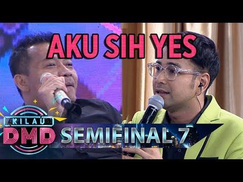 Ini Gaya Raffi Ahmad Saat Tirukan Suara Anang Hermansyah - Semifinal Kilau DMD (19/4)