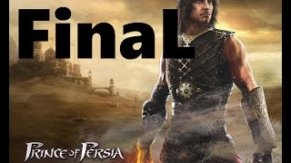 Prince Persia The forgotten sands Part 15 (Final Boss+Ending) Walktrought Gameplay XBOX 360 PS 3 PC