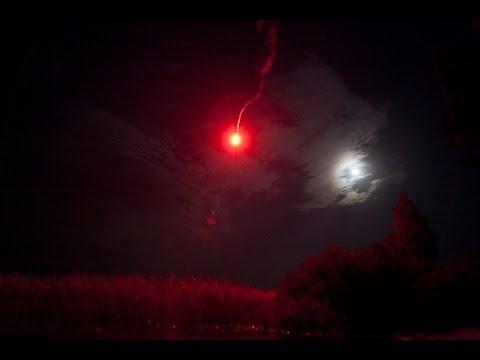 """Падіння російського супутника системи попередження про ракетний напад """"Око"""" зняли в Новій Зеландії - Цензор.НЕТ 4121"""