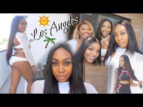 SUMMER VLOG #11: NIGERIAN YOUTUBE SISTERHOOD TAKES LOS ANGELES