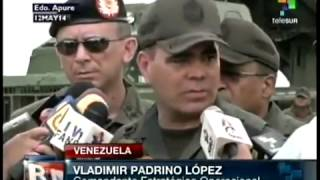 Venezuela pone a prueba su nueva y poderosa artillería de misiles Multiple SMERCH