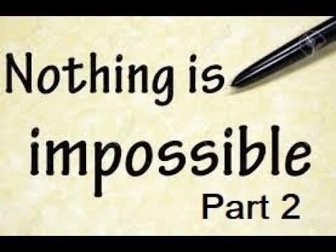 नामुमकिन कुछ भी नहीं   Nothing Is Impossible By Mr Writer   nothing is impossible hindi  Part 2