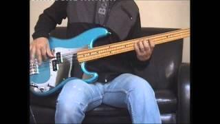 Iron Maiden - Gangland Bass cover