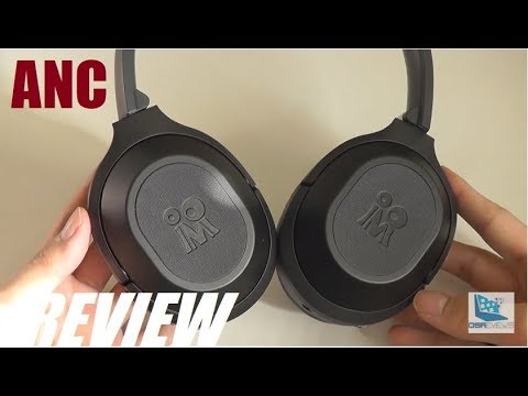 60f92097aa6 REVIEW: Mijiaer Wireless Noise Cancelling Headphones - YouTube