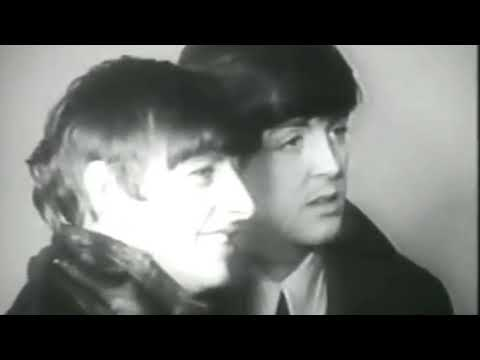 Paul McCartney suffering from a bad stomach virus during Beatles Interview