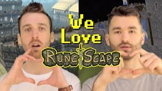 We like Runescape & We Don't Care Who Knows (Music Parody Video)