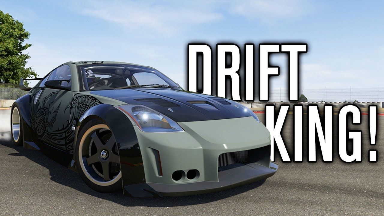 DRIFT KING's NISSAN 350Z | Forza Motorsport 6 - YouTube