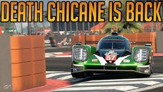 Gran Turismo Sport: Death Chicane at Breakneck Speed