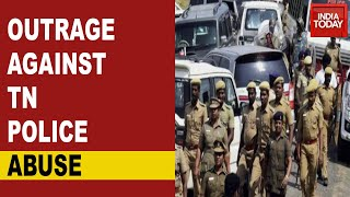 Massive Outrage Against Tamil Nadu Police After Cases Of Police Brutality Emerges In Tuticorin