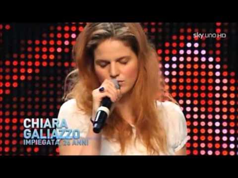 Chiara : Over the rainbow - Stardust (feat. Mika) e Due Respiri - Live X Factor 2012