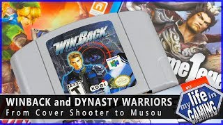 Dynasty Warriors and WinBack :: Before & After / MY LIFE IN GAMING