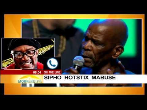 Sipho 'Hotstix' Mabuse remembering Ray Phiri