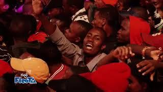 Arusha walivyoimba Mwanzo Mwisho na Aslay katika Angekuona