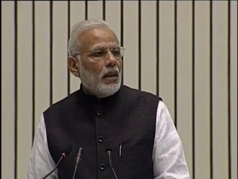 PM Modi's Speech at Valedictory session of National Initiative
