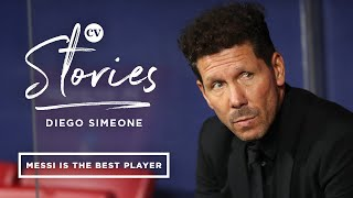 Diego Simeone on playing for Argentina, the 2018 World Cup and Lionel Messi