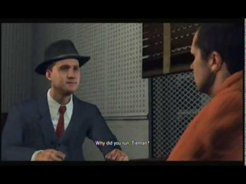 L.A. Noire: The Studio Secretary Murder All Clues and Interviews