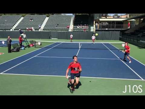 Jesse/Kovacevic (Illinois) vs Fawcett/Goldberg (Stanford)