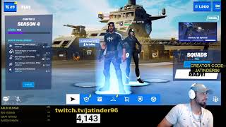 Fortnite Mobile Live Switch Xbox Ps4 Ps5 PC vid donate discord Twitter