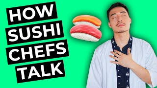 Every Sushi Chef Ever - Nigel Ng