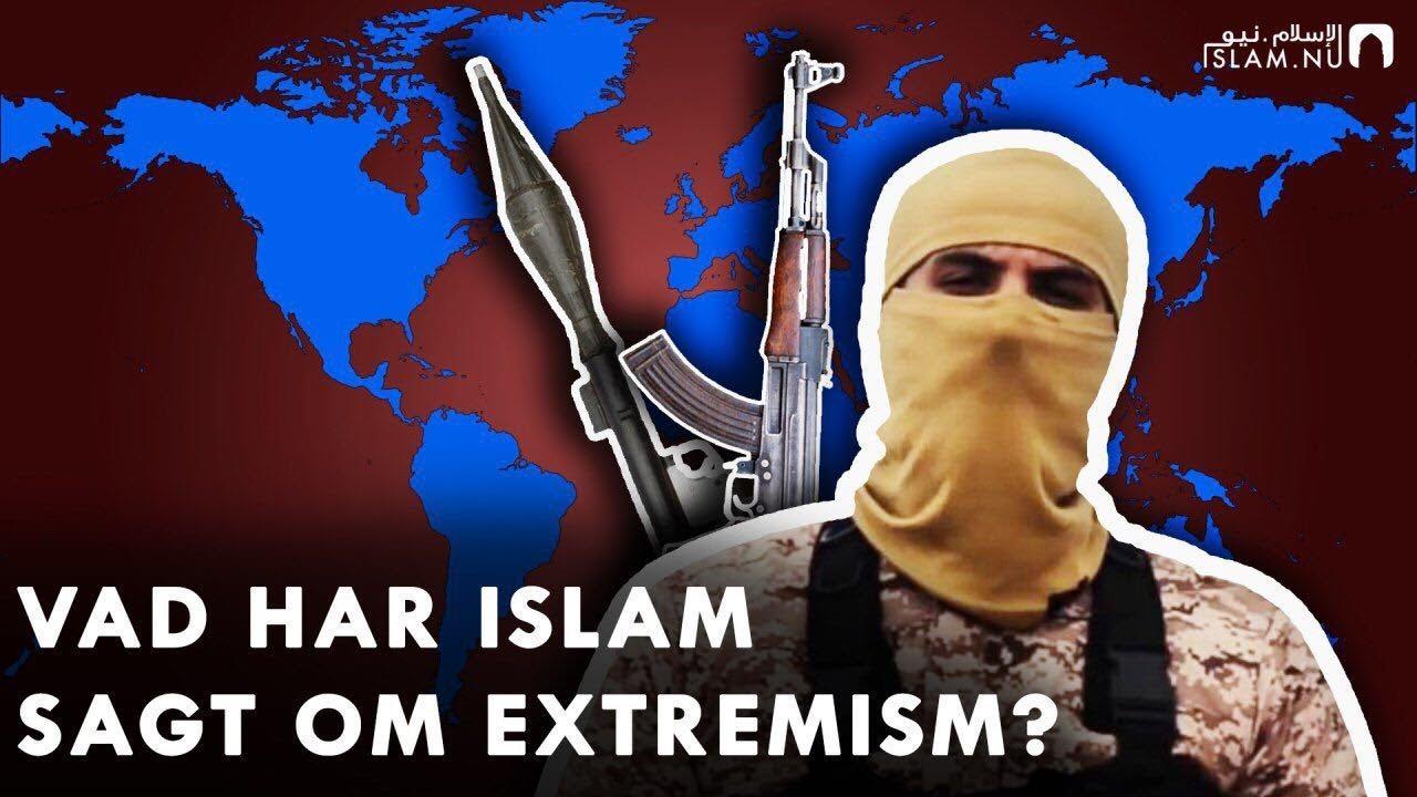 Vad har Islam sagt om extremism? | Abdullah as-Sueidi