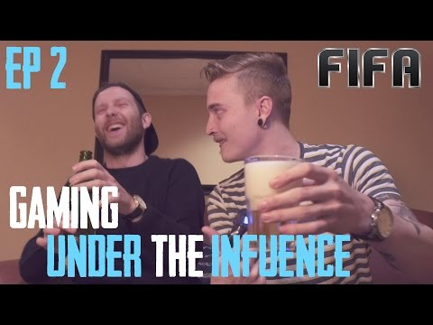 GUI EP 2: Gaming Under The Influence - FIFA 16 Feat. SPTV