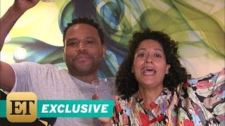 EXCLUSIVE: 'Black-Ish's Tracee Ellis Ross On What Mom Diana Ross Texted Her After Golden Globes N…