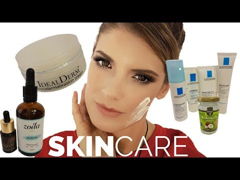 My Skincare Routine - How I Keep My Skin Young Over 30! | ILINCA WOLFF