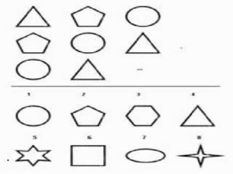All Worksheets » Iq Worksheets For Kindergarten