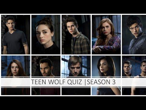 Teen Wolf Trivia Quiz: How Well Do You Know Teen Wolf (Season 3) | Teen Wolf Quiz