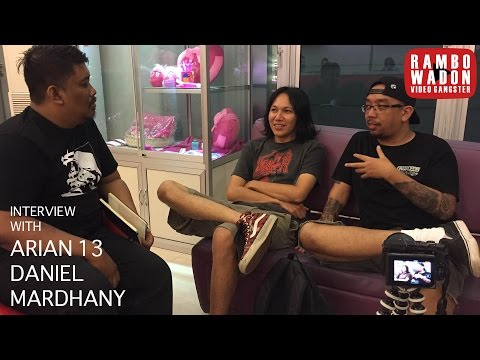 VIDEO GANGSTER - S02E02 - Interview with Arian 13 & Daniel Mardhany