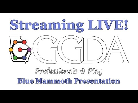 Blue Mammoth Presentation - June 2016