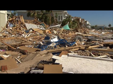 How Rescue Teams Are Searching Florida Homes Following Hurricane Michael