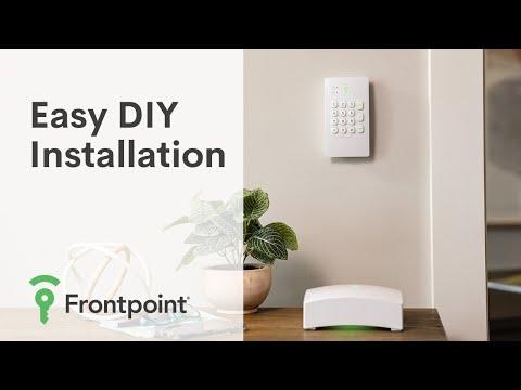 Frontpoint Easy Installation