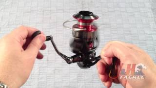 Daiwa Ballistic BLS4000SH Spinning Reel   J&H Tackle