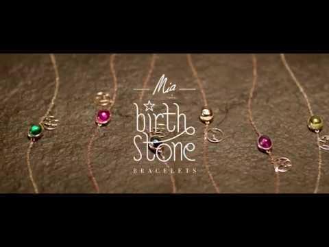 e919e99298c80 Mia presents the Birthstone Bracelets