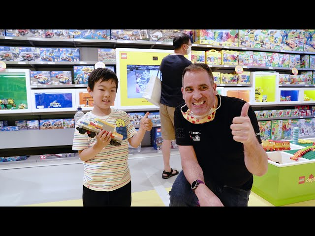 Lego Highpoint Store Opening   4K
