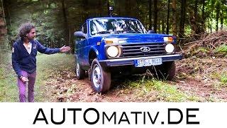 2016 Lada 4x4 (ehemals Niva, Taiga) Offroad im Elsass - Review(Unsere, für das Video verwendete Kamera: Nikon D750 - erhältlich bei Amazon unter: http://amzn.to/2gEaJBb mit dem neuen..., 2016-10-23T16:28:03.000Z)