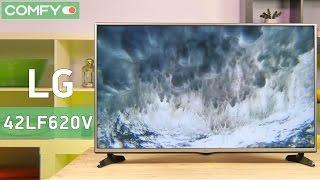 LG 42LF620V - плоскопанельный телевизор с функцией 3D- Видео демонстрация(УЗНАЙТЕ цену, характеристики и отзывы о LG 42LF620V ..., 2016-09-17T10:12:48.000Z)