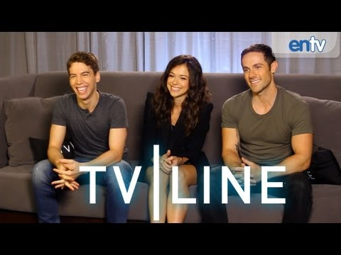 "Tatiana Maslany & ""Orphan Black"" Cast on Emmys, Season 2, Felix Clones - Comic-Con 2013 - TVLine"