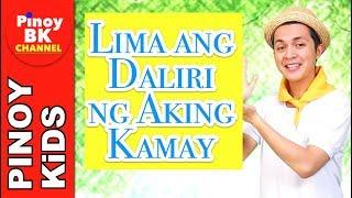 Lima ang Daliri ng Aking Kamay | Pinoy BK Channel🇵🇭 | TAGALOG FOR KIDS (AWITING PAMBATA)