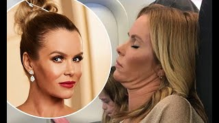 Amanda Holden Pokes Fun At Her 'three Chins' On Instagram